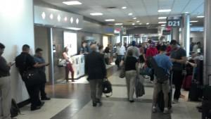 Atlanta airport terminal