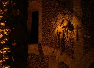 bones evora chapel