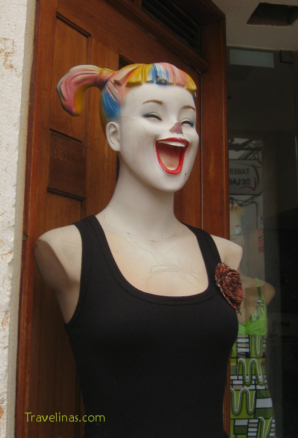 mannequin in Portugal