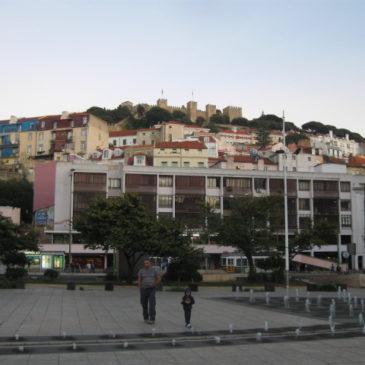 Lisbon — Sucking down ginjinha and slurping suckling pig.