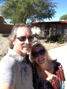 Sold our Tucson home