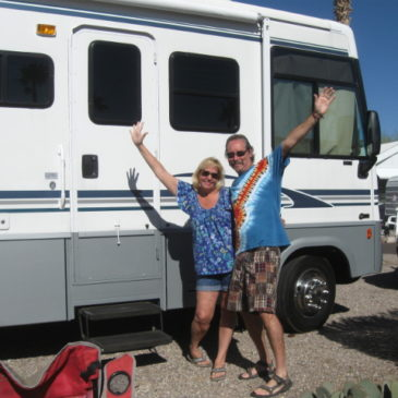 A month in Phoenix yields a new RV and lots of memories.