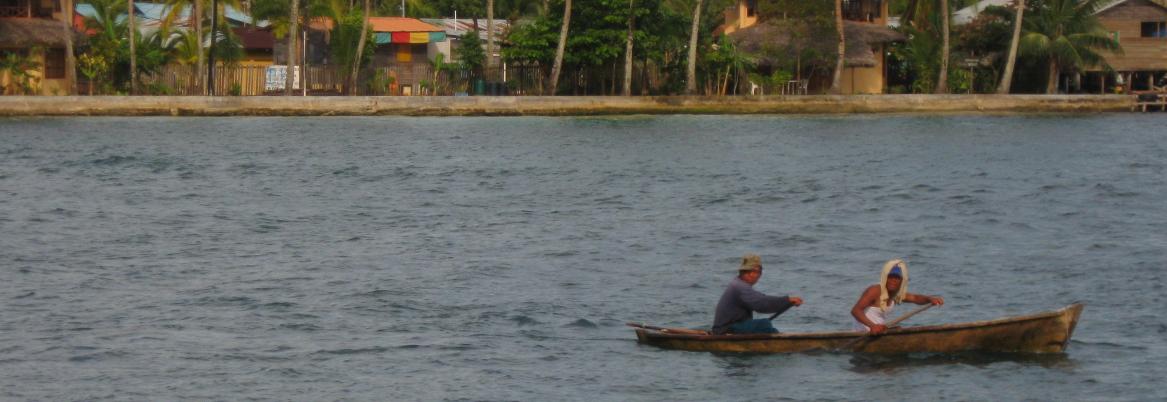 Dugout Bocas Del Toro Panama