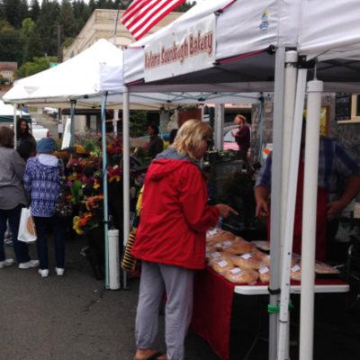 Chehalis farmers market