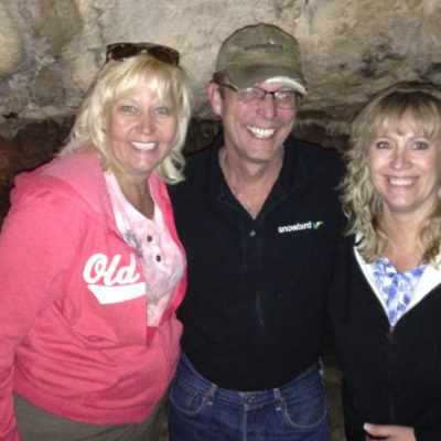 Lehman Cave: Our good friends Mike and Lisa Beyer met us at Great Basin NP