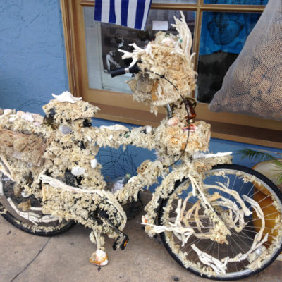 Our next Burning Man bike? Tarpon Springs
