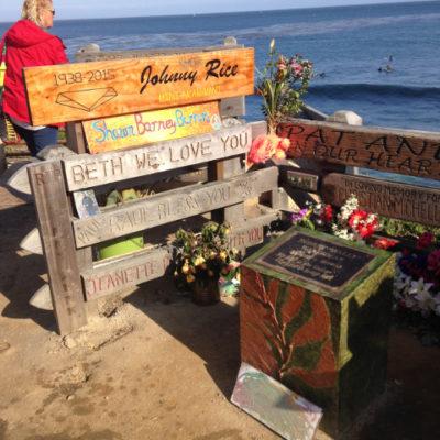 Santa Cruz Surfers Memorial