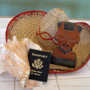 Renewing our passports: A good time to get back on track.