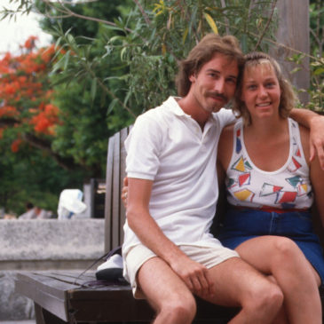 Honeymoon in Mexico: How our love affair blossomed into love for a country.