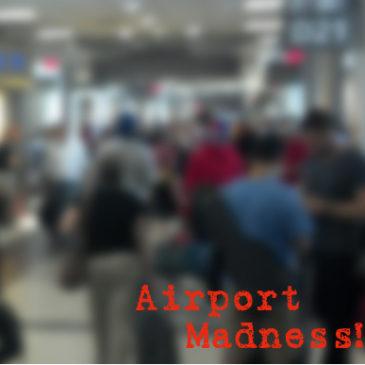 "TSA Pre Check and a big ""Screw You"" from Philadelphia International."