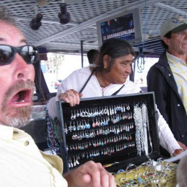 Travel unvarnished: The Vendor Assault.