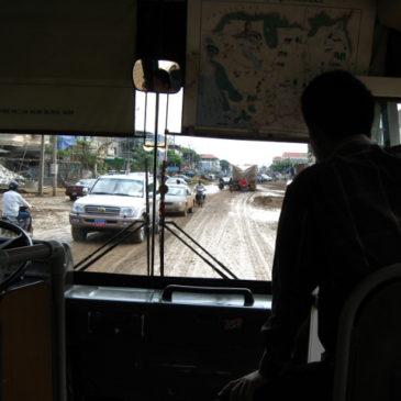 Travel unvarnished: The Suicide Driver.