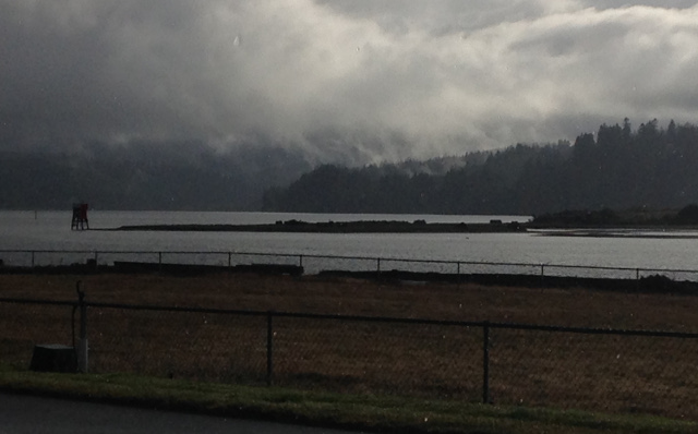 Now this is what I think of when I think of the Pacific Northwest. Coos Bay