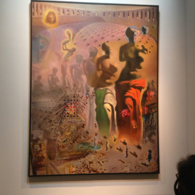 Great collection at the Salvador Dali Museum in St. Pete