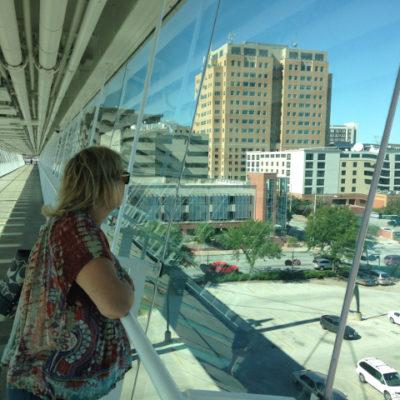 Skybridge to Davenport, Iowa