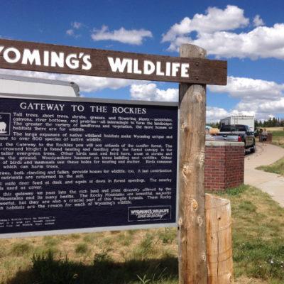 Sherman Summit, Wyoming