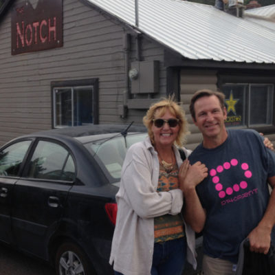 Reconnecting with good friends in Utah, with Jeff Smith