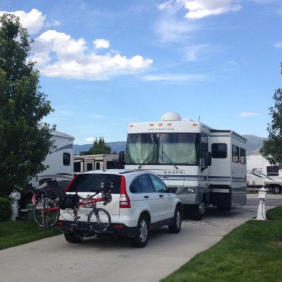 Pony Express RV Resort in North Salt Lake