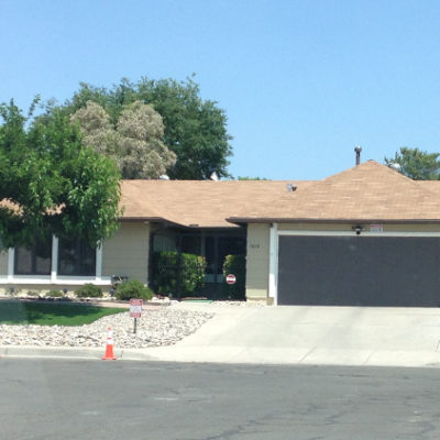 Walter White's house from Breaking Bad. Owners are not happy with their unexpected fame