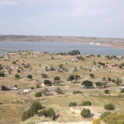 View to Arkansas Point, Lake Pueblo