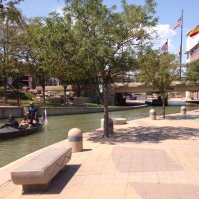 Pueblo's riverwalk