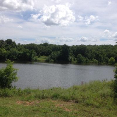 Oak Lake near Depew.